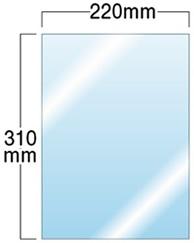 Mサイズ寸法画像