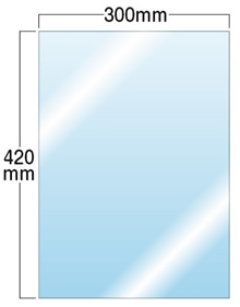 Lサイズ寸法画像
